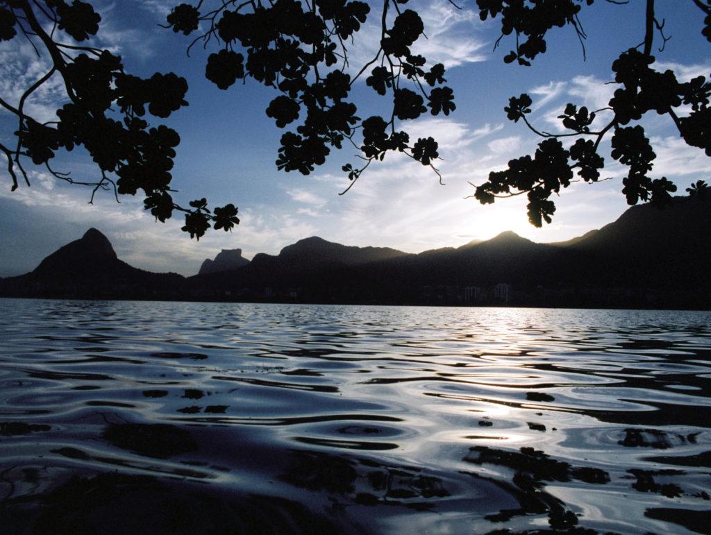 Lagoa Rodrigo de Freitas – RJ