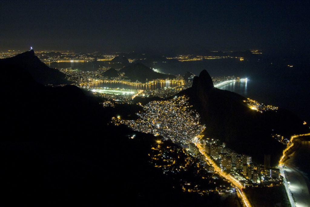 Zona Sul à noite – RJ